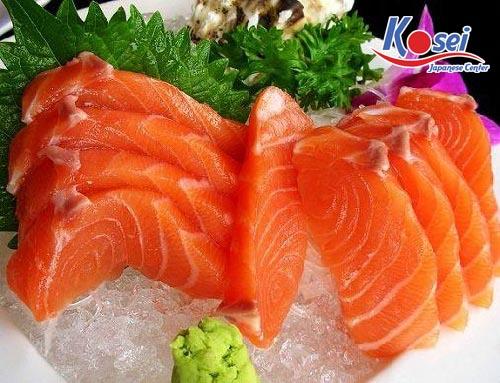 sashimi nhật bản