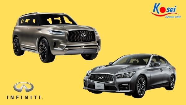 các hãng xe nổi tiếng Nhật Bản - Infiniti