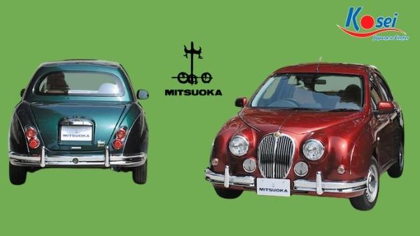 các hãng xe nổi tiếng Nhật Bản - Mitsuoka
