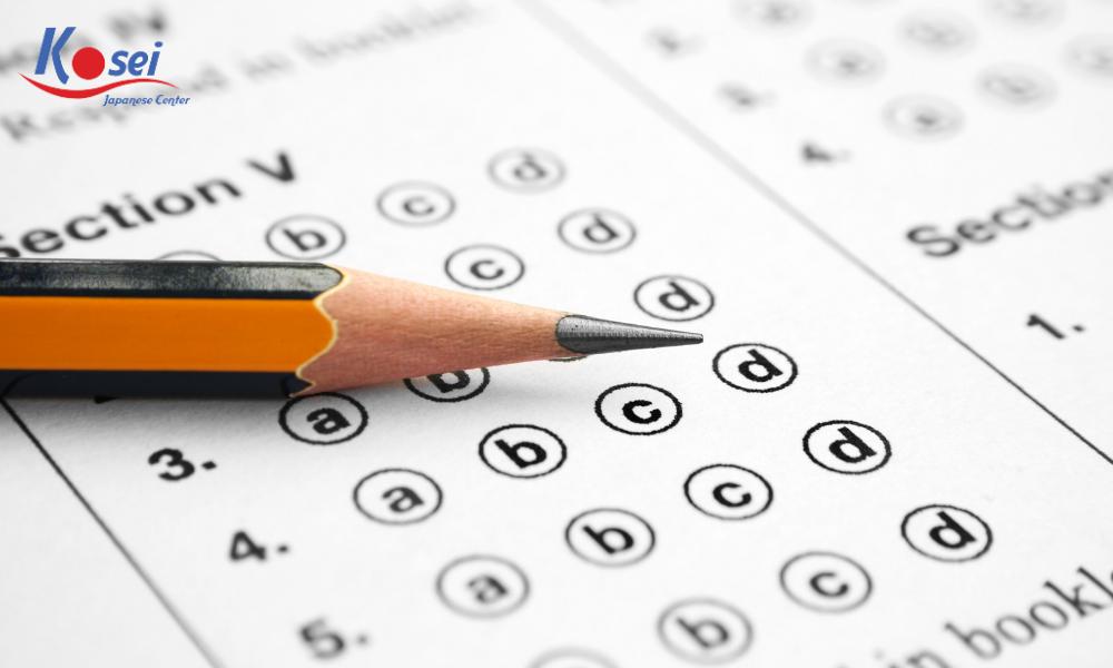 Đáp án kỳ thi JLPT tháng 7/2019 trình độ N1, N2, N3, N4, N5