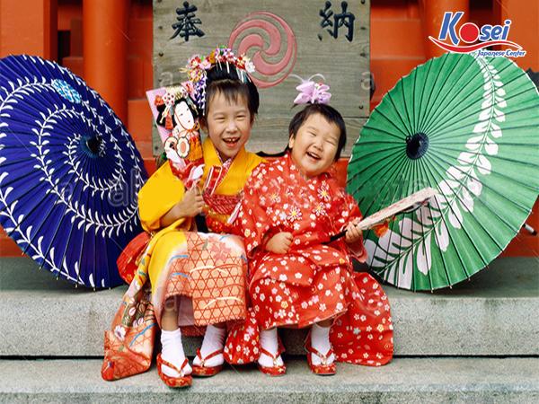 """Lễ hội nổi tiếng """"7 - 5 - 3"""" ở Nhật Bản dành cho trẻ em"""