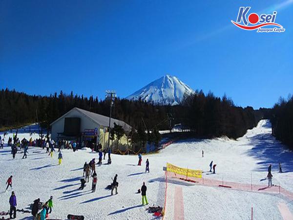 6 địa điểm trượt tuyết nổi tiếng ở Nhật Bản, bạn đừng bỏ qua.