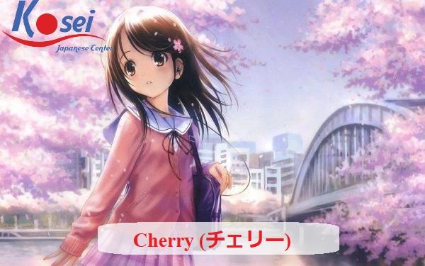 Học tiếng Nhật qua bài hát: Cherry (チェリー)