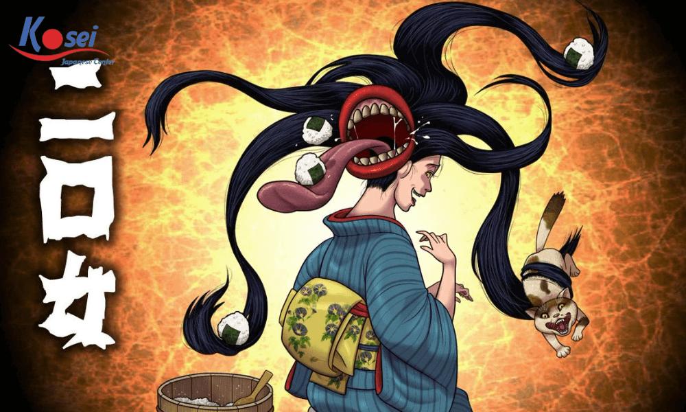 Học tiếng Nhật qua truyện cổ tích: Người vợ không ăn cơm (phần 2)