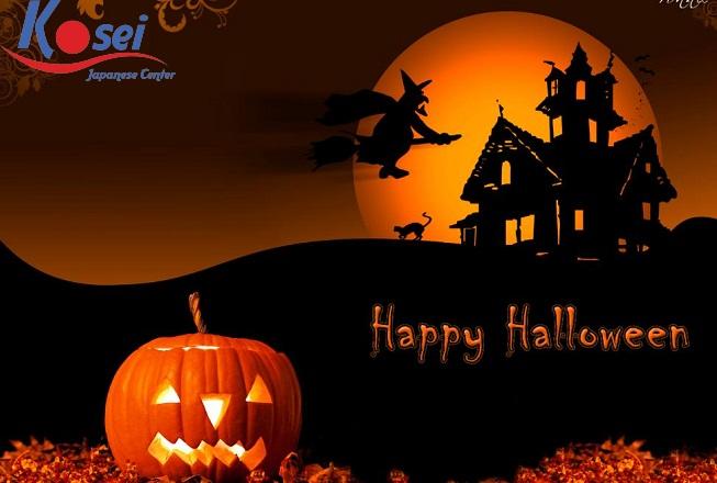 Học từ vựng tiếng Nhật theo chủ đề: Halloween