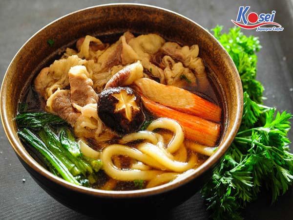 Mì Udon và sự tiếp biến trong văn hóa ẩm thực Nhật Bản