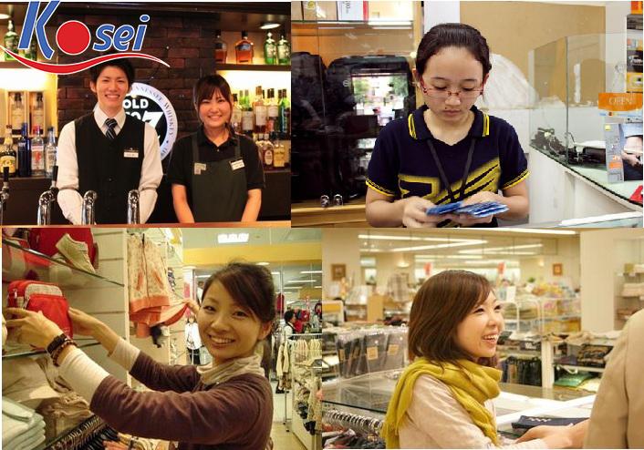 Xin việc làm thêm ở Nhật như thế nào?