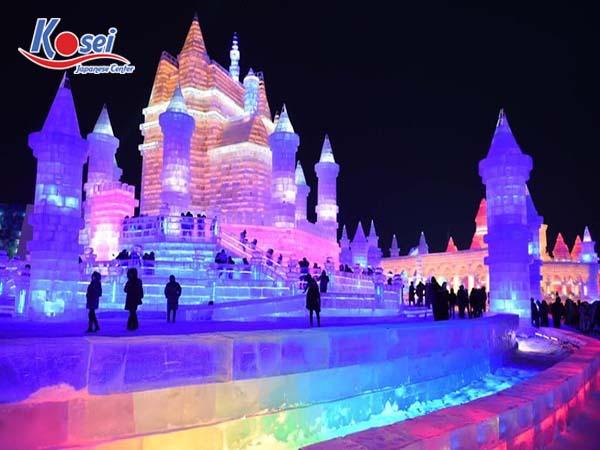 lễ hội mùa đông ở nhật