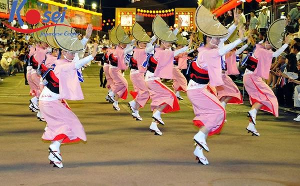 Lịch các lễ hội và kỳ nghỉ tại Nhật năm 2018