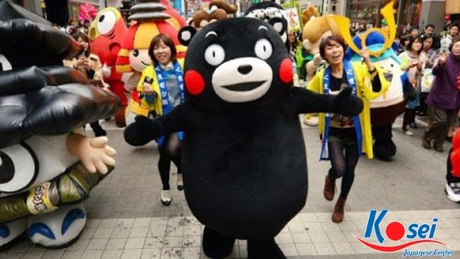 Linh vật truyền thống của Nhật Bản