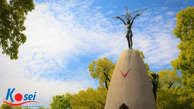 linh vật truyền thống nhật bản Chim hạc Tsuru