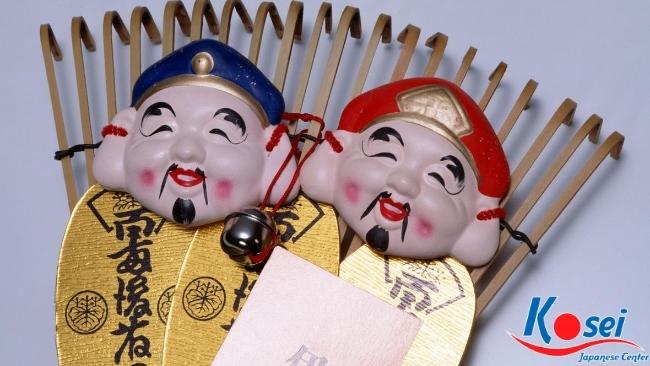 linh vật truyền thống nhật bản đại hắc thần daikokuten