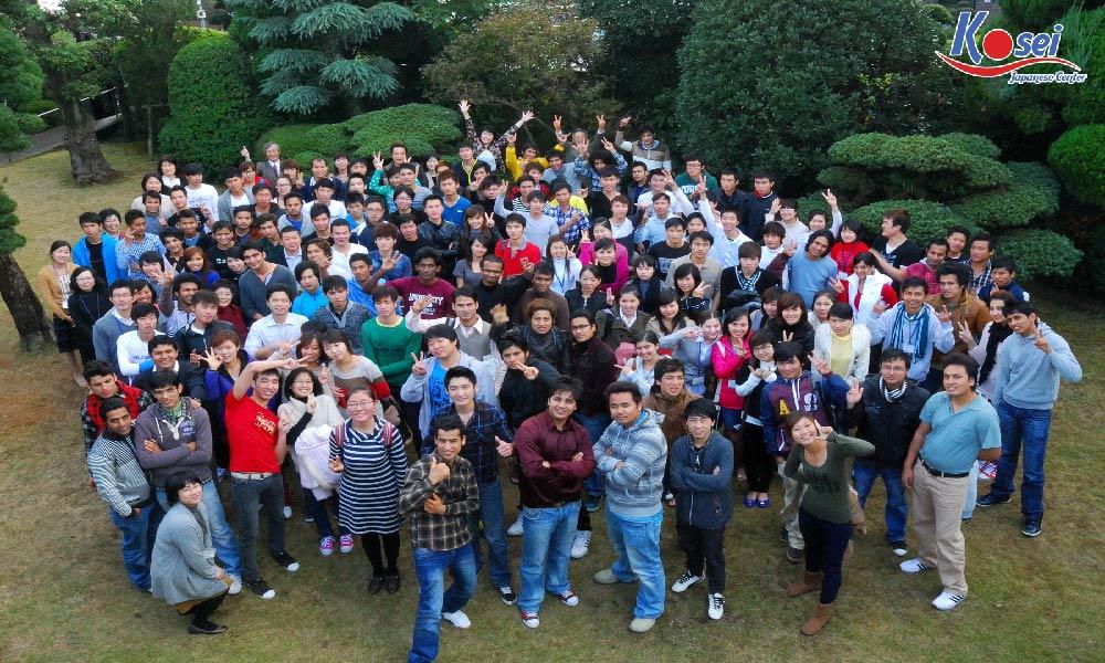 Trường đai học nổi tiếng ở Nhật Bản Đại- Học viện quốc tế CODO- CODO International College