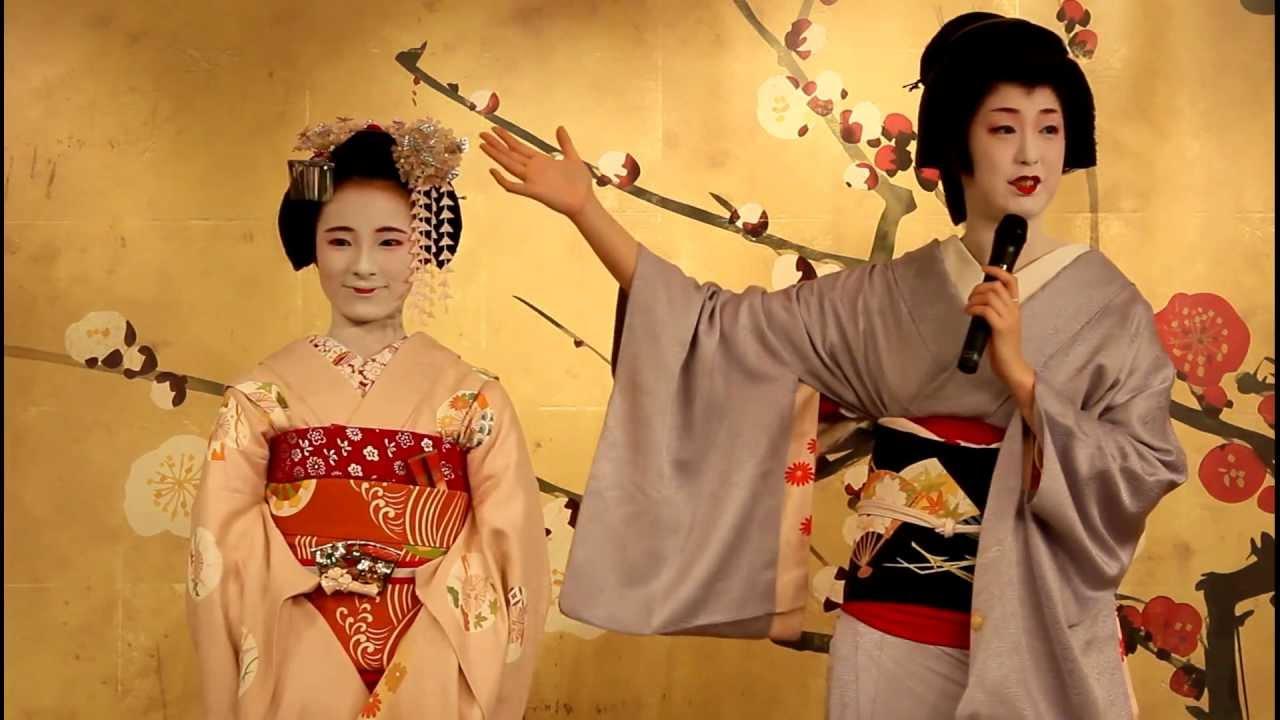 phân biệt geisha và maiko -  độ tuổi