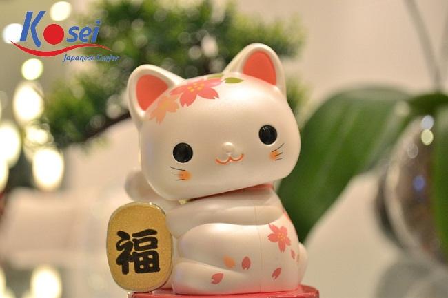 Tìm hiểu về Mèo Chiêu Tài – Maneki Neko
