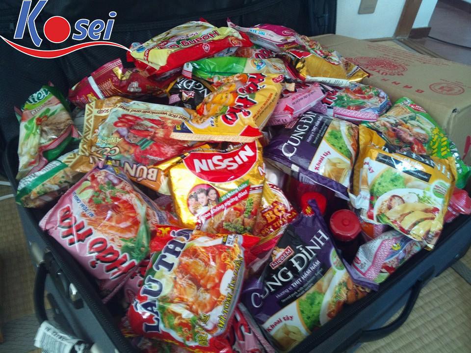 Những đồ dùng cần thiết nên mang khi sang Nhật