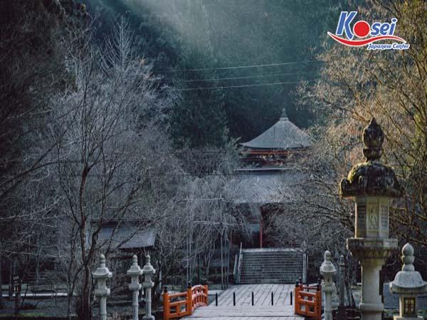 vùng đất thiêng núi Koya