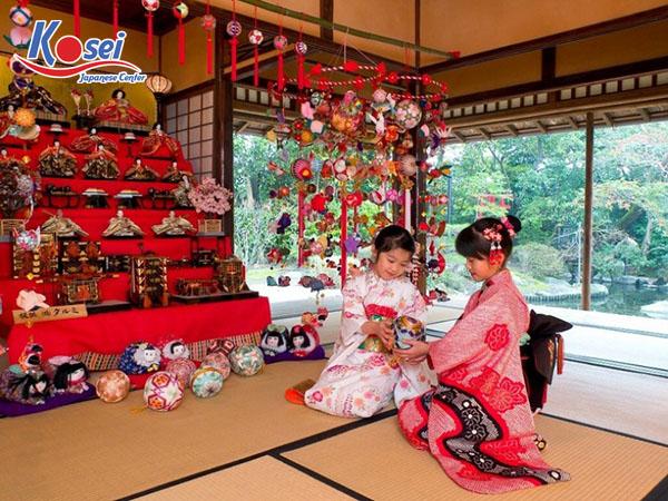 5 bất ngờ về Lễ hội Hina Matsuri truyền thống lâu đời ở Nhật