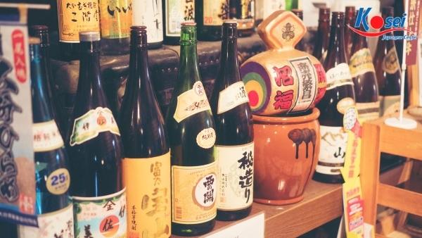 Rượu Sake - Tinh hoa ẩm thực Nhật Bản