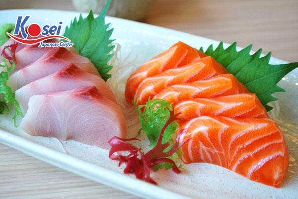 Mách nước cách làm Sashimi cá hồi tại nhà, chuẩn nhà hàng Nhật.