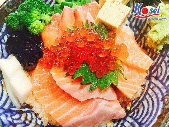 Sashimi trong đời sống ẩm thực của người Nhật
