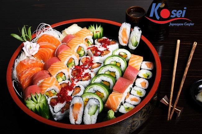 Thiên đường sushi Nhật Bản (Phần 1)
