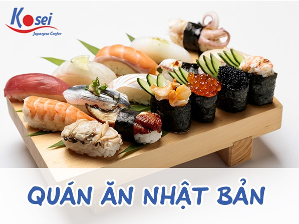 THỬ NGAY 10 quán ăn Nhật Bản ngon nhất ở Hà Nội và HCM