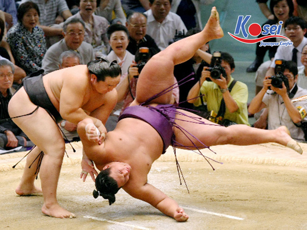Khám phá 4 điều đầy ngạc nhiên về thị trấn sumo Sumida thú vị