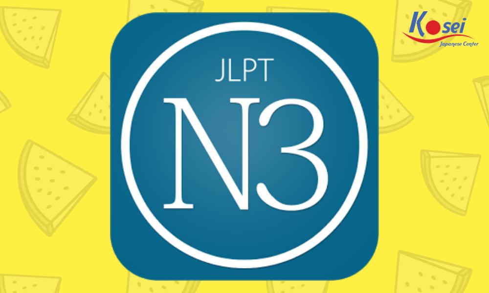 [ TỔNG HỢP ] 26 Đề thi JLPT N3 Full HD không che