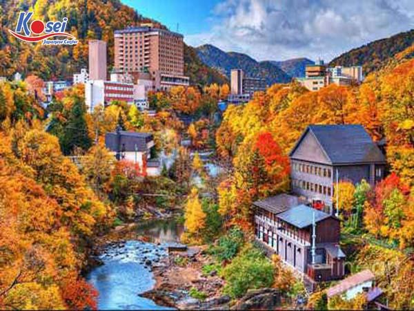 Vẻ đẹp nức lòng của Hokkaido được mệnh danh là thiên đường du lịch