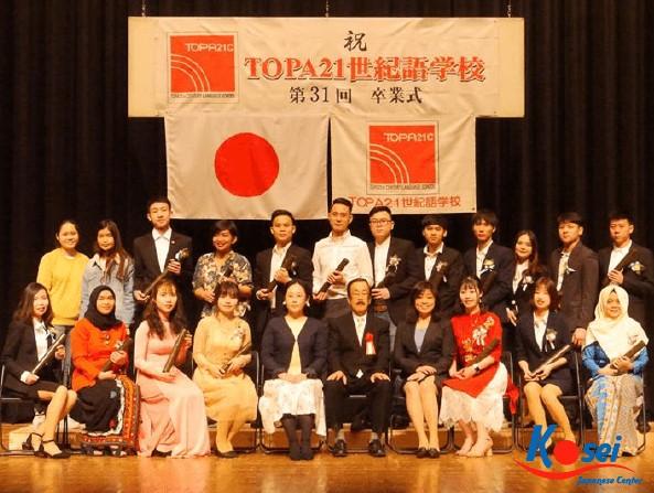 Trường ngôn ngữ thế kỷ 21 - TOPA