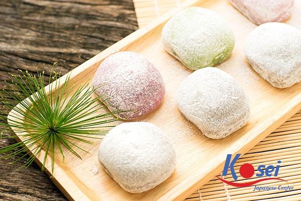 Học tiếng Nhật qua truyện cổ tích: Cây mọc bánh Mochi