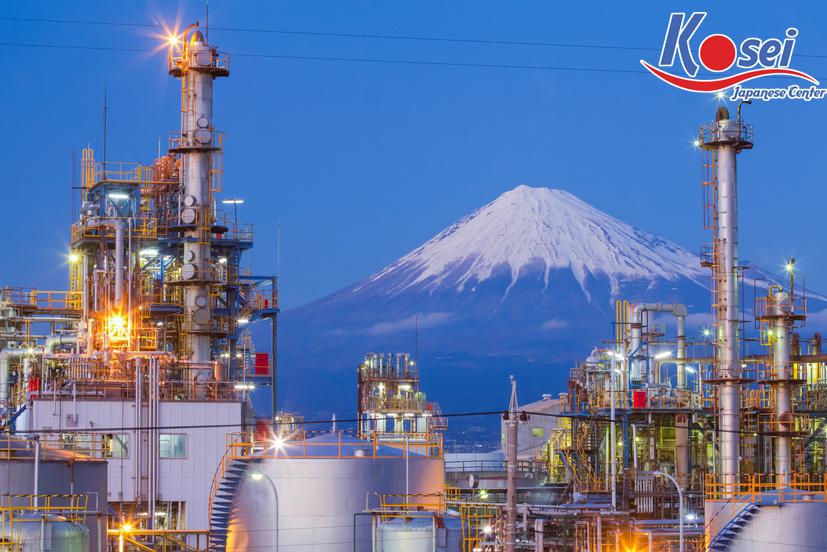 Từ vựng tiếng Nhật N3: Công nghiệp và kĩ thuật