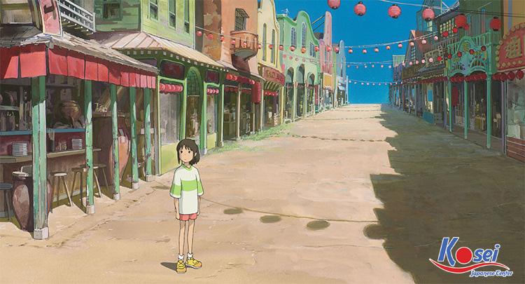 Từ vựng tiếng Nhật N3: Nhà và khu phố