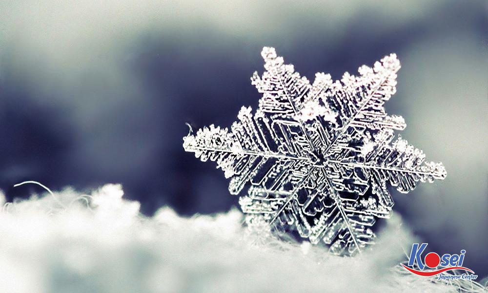 Nâng cao vốn từ vựng với hán tự雪 - TUYẾT (P1)