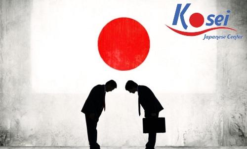 Văn hoá Nhật Bản khi tiếp xúc với người Nhật