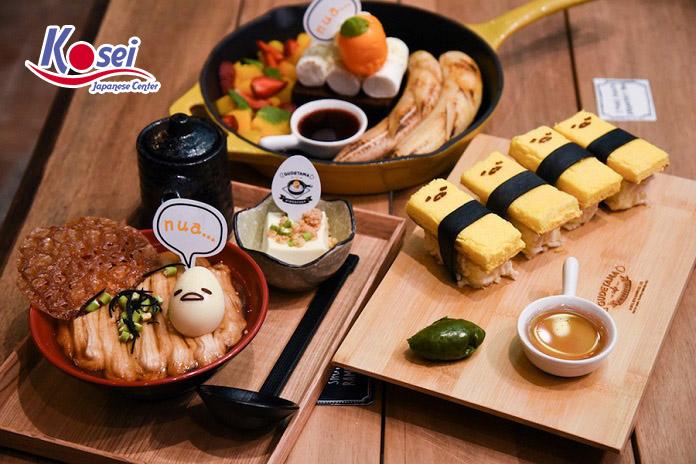 Văn hóa Kawaii trong ẩm thực Nhật Bản