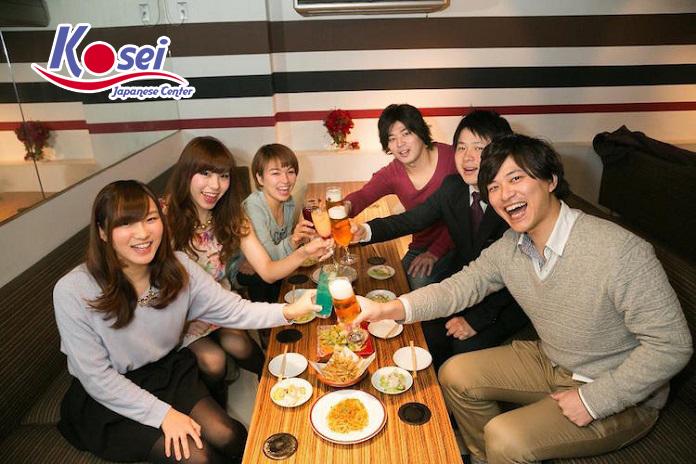 Văn hóa hẹn hò kiểu Nhật